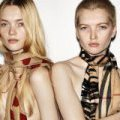 Ruth & May Bell pour Burberry, printemps (...)