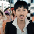 Lee Hyori, en drag king macho